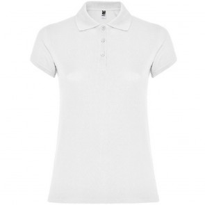 R6634 ROLY STAR WOMAN POLO Donna